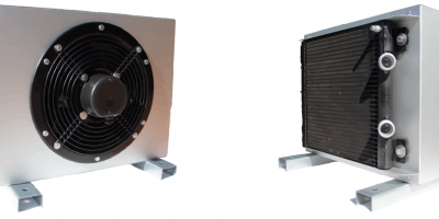 air  fluid heat exchanger